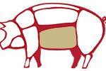 Pancetta piacentina i tagli del maiale